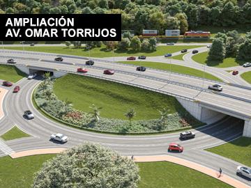 MOP – Ampliación Av. Omar Torrijos