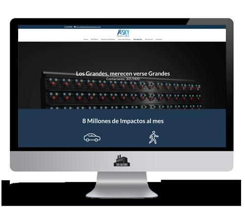 pagina web panama